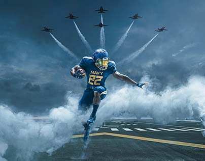 UA - NAVY FOOTBALL
