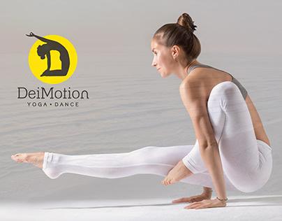 Logotype design ''Deimotion'' by @dizainolopsys