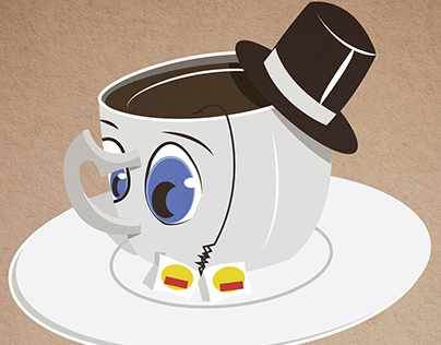 Tipton the Teacup
