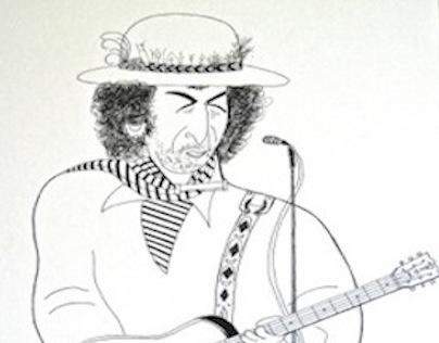 Irvin Goldman Drawing