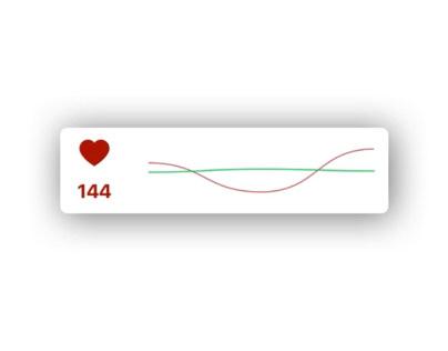 Health Card UI