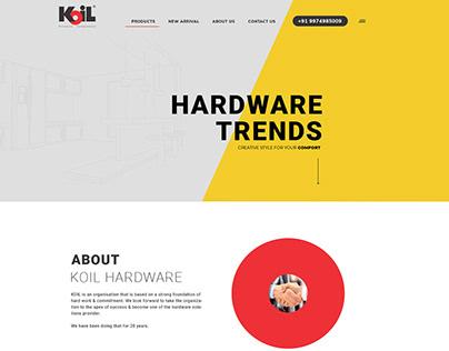 Koil Hardware - STWI