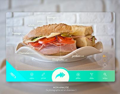 ABST R - Design d'App et Branding
