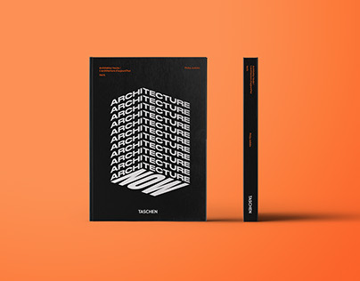 Architecture Now! Vol. 9 Cover Design