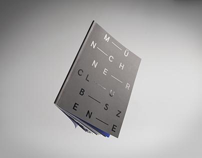 Die Typografie der Münchner Clubszene