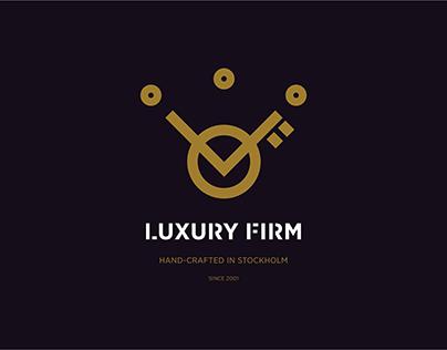 Luxury Firm - Logo Design