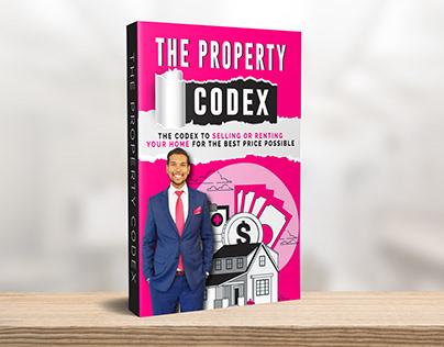 Real Estate Book Cover Design