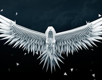 Falcon • wallpaper