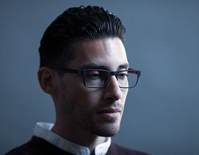 Portrait of Manuel