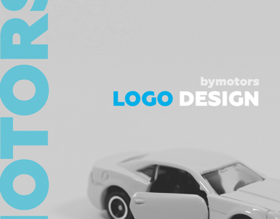 Logo design for bymotors.by
