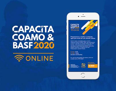 Evento Capacita Coamo & BASF