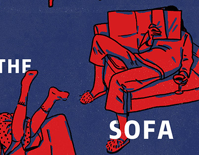 Staying On The Sofa