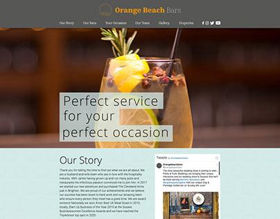 Orange Beach Bars