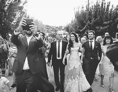 wedding day | euboea island