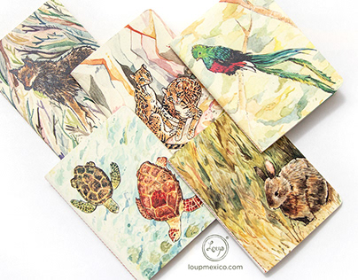 Animales Mx notebook