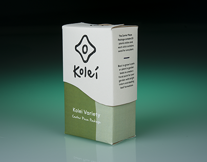 Kolei :: Coleus Seed Packaging