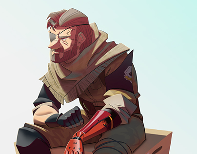 Waiting For Pequod - Metal Gear Solid