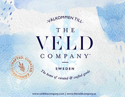 The Veld Company   Rebrand and Winter Campaign