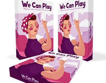 We Can Play Kickstarter precampaign