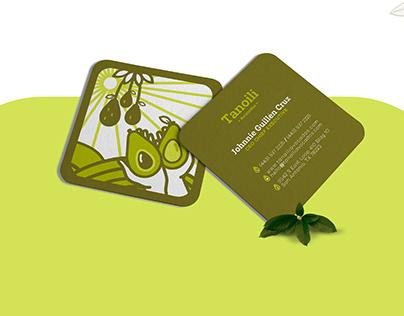 Branding Tanoili Avocados