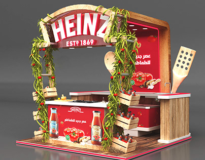heinz booth