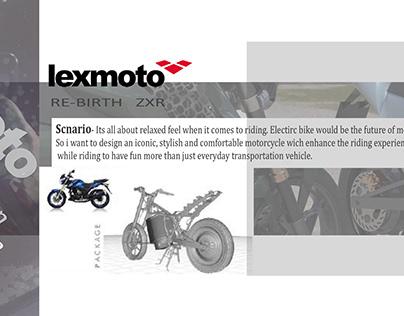 Lexmoto ZXR