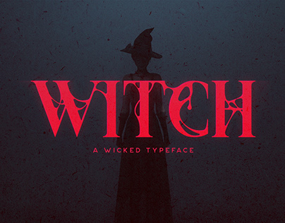 Witch Typeface