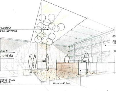 concept bar villa guerrina