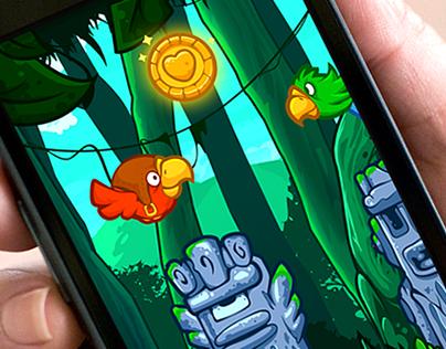 Tropical Dash | iOS Game