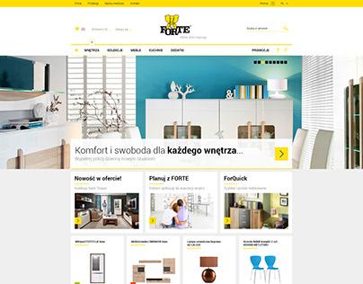 Forte - Polish furniture manufacturer