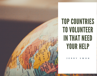 Top Countries to Volunteer in That Need Your Help
