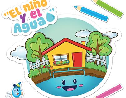 """Sideapa """"El Niño y el Agua"""""""