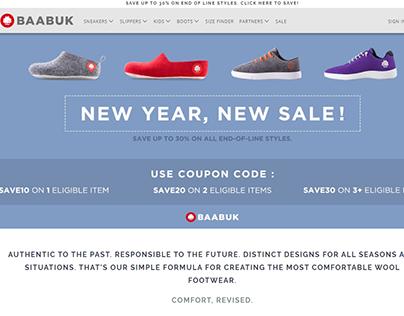 Baabuk- ECommerce Website Design Case Study