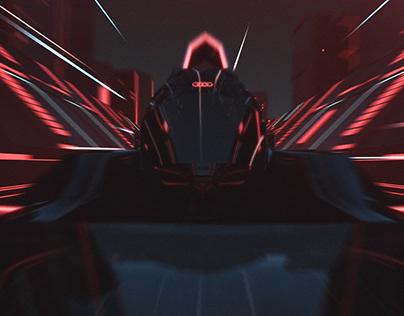 Audi Sport - Formula-E TV Commercial