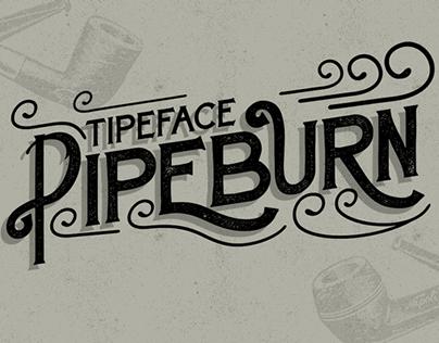 Pipeburn Typeface