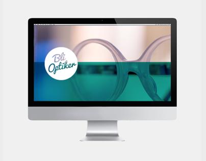 Norwegian Opticians' Association – Rebranding