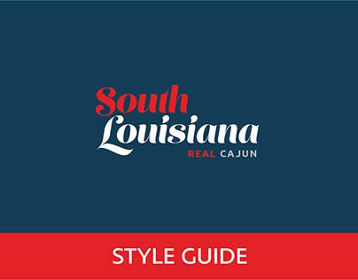 South Louisiana Brand
