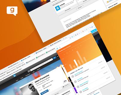 getTalent - Browser Extension