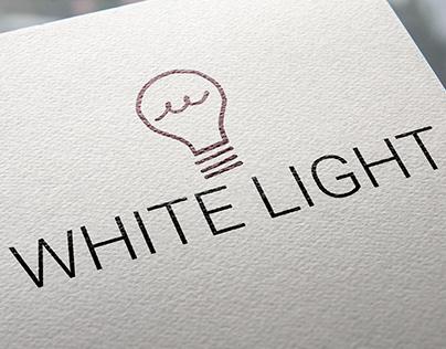 White Light Logo Design