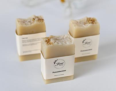 Justfine Soap
