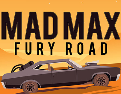 POSTER COLLECTION #1: Mad Max: Fury Road