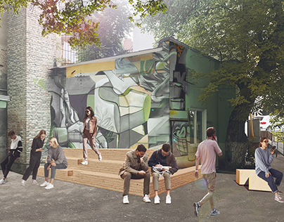 LVIV. ACTIVATION OF STUDENT SPACE