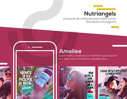Nutriangels - Social Media