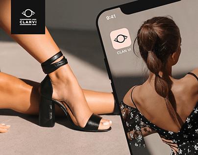 Clan Vi — e-com mobile app