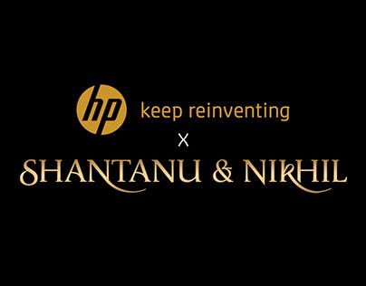 Campaign Summary : HP Spectre / Shantanu & Nikhil