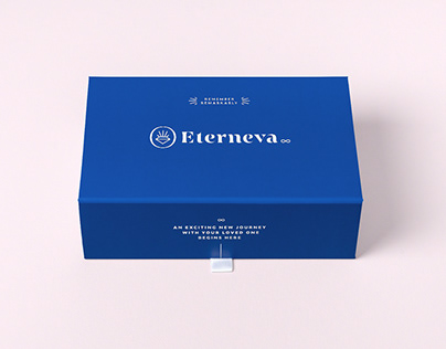 Eterneva Brand Identity and Packaging