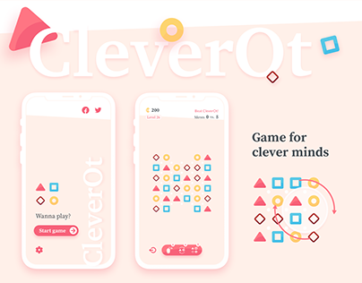 CleverOt AI-based mobile game