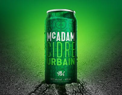 McAuslan • Cidre Urbain McAdam