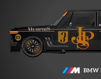 100 YEARS OF BMW By M. Rasoulipour - My Tuning of the M