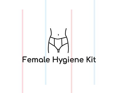 Female Hygiene Kit